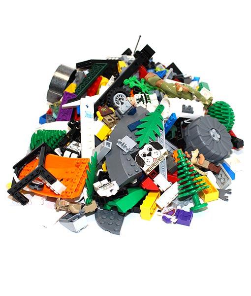 Ankauf von gebrauchter Lego Kiloware